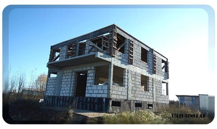 Построить дом для постоянного проживания каркасный