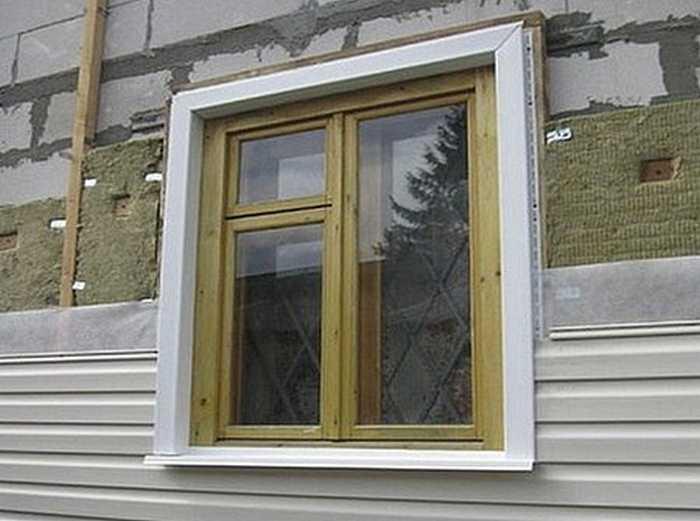 Утепление дома из пеноблоков снаружи