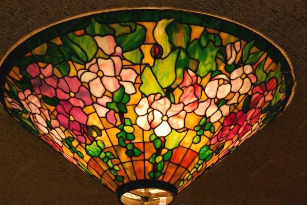Изготовление по технике Тиффани цветное стекло для витражей