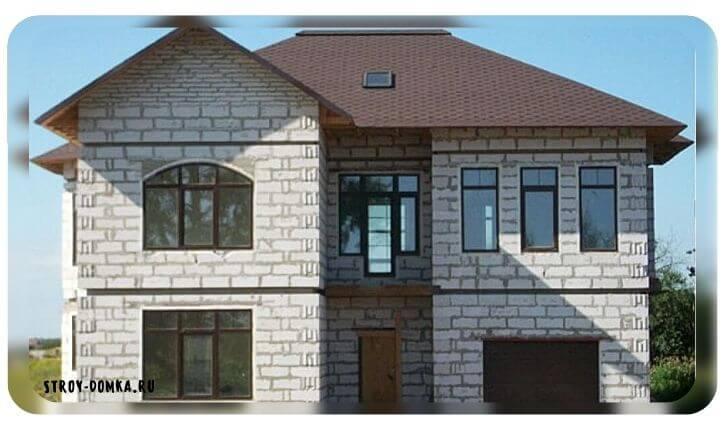 Какой дом построить для постоянного проживания недорого