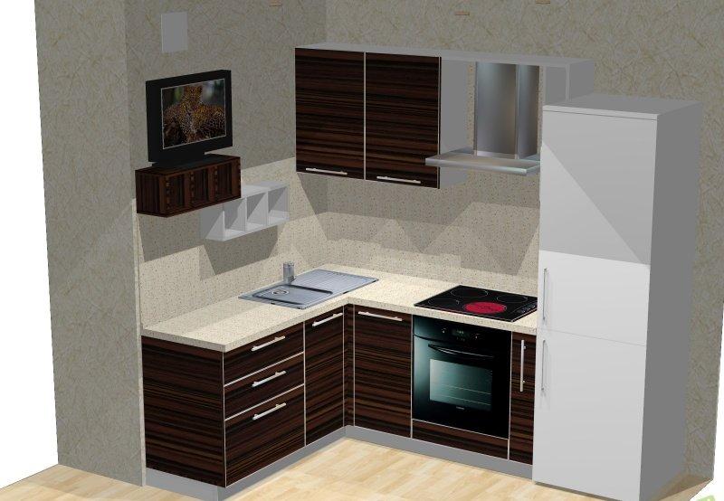 Рабочая зона на кухни