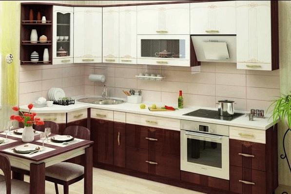 Дизайн кухни идеи фото