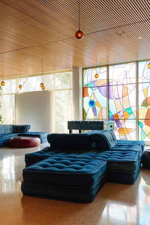 цветное стекло для витражей