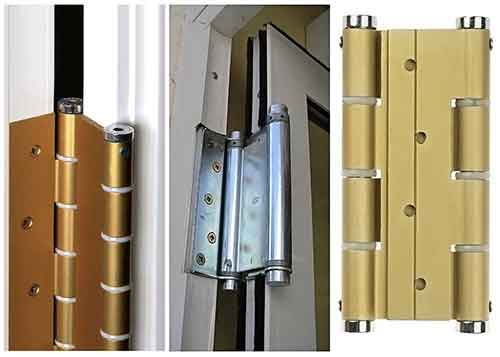 Замена петель в межконатных дверях