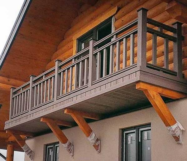 Усиление балконной конструкции - комната на балконе