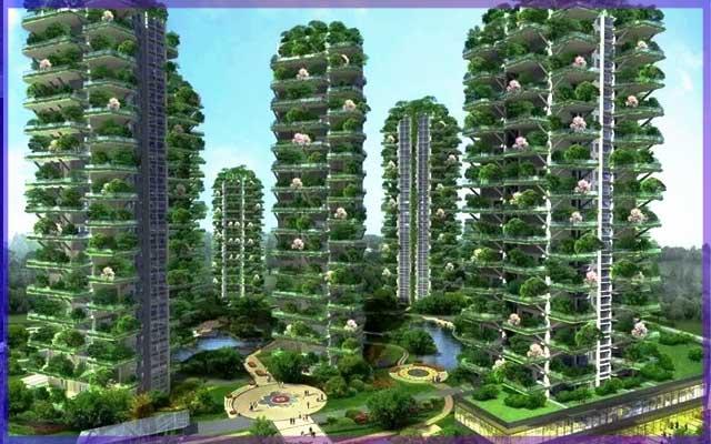 Зеленое строительство