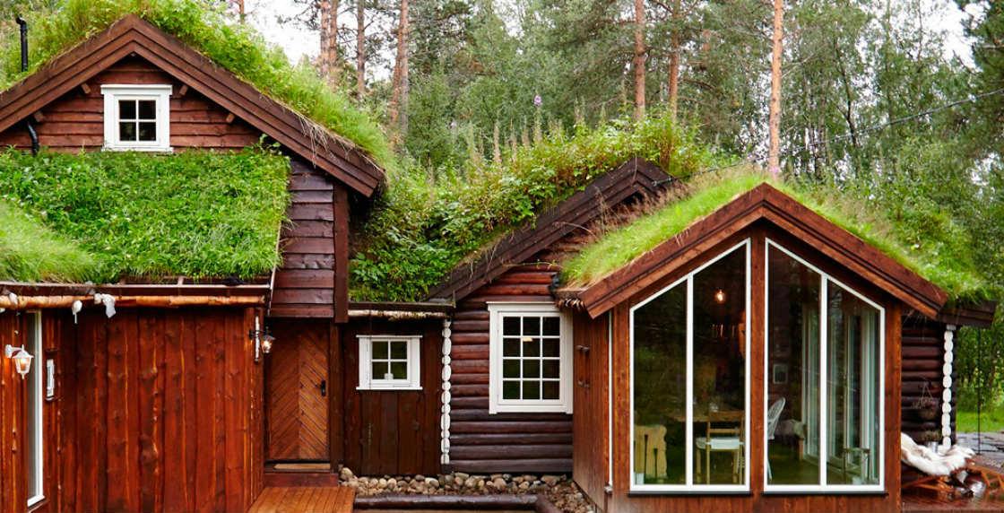Норвежские домики
