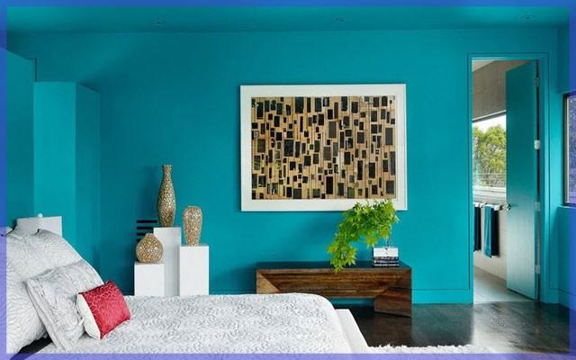 акриловые краски для полов, стен и потолков