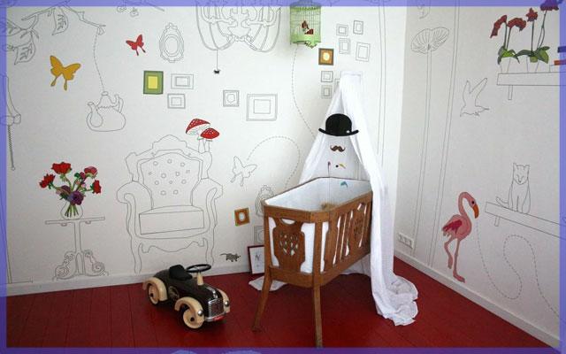 Белые цвета, выбор красок для стен