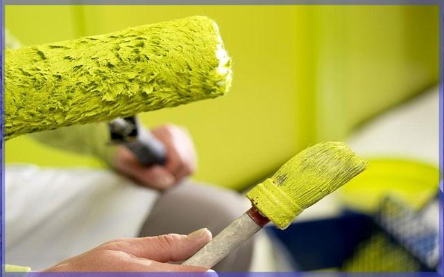 Классы стойкости акриловых стеновых и потолочных красок