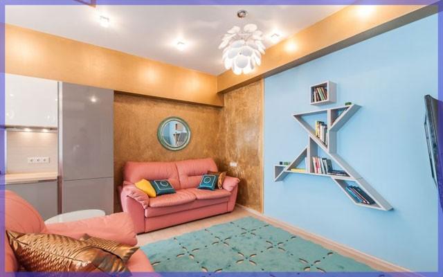 Основные преимущества - акриловые краски для стен и потолков