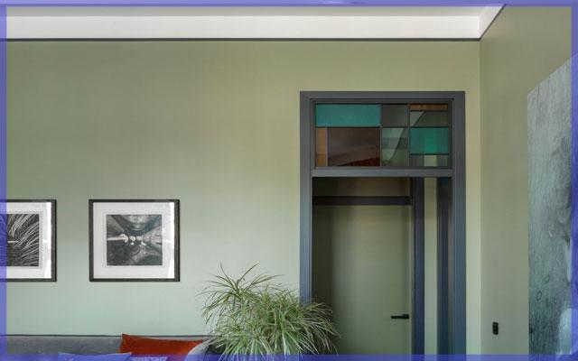 Подбор акриловых красок для стен