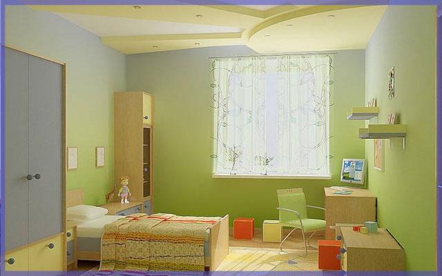 Разница в акриловых красках для стен и потолков