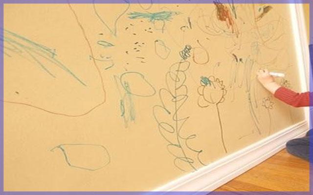 Выгода акриловых красок для стен