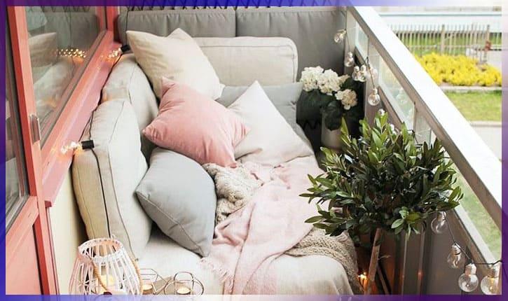 Как из балкона сделать спальню