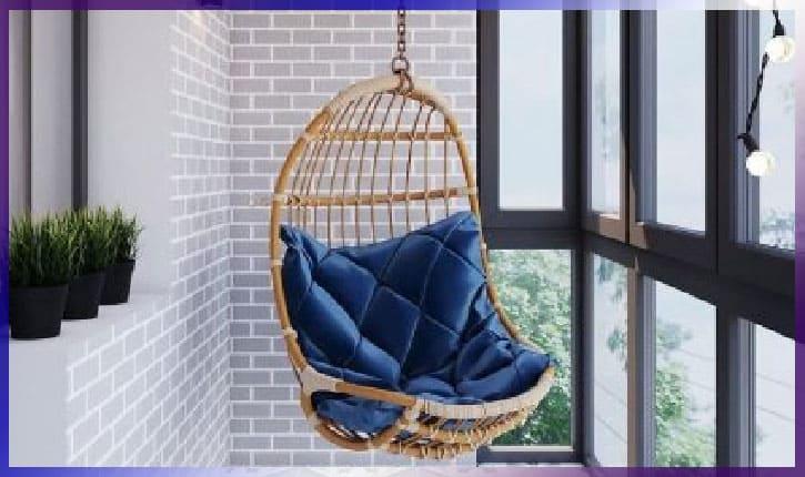 Обычные стулья не вписаться в габариты балкона