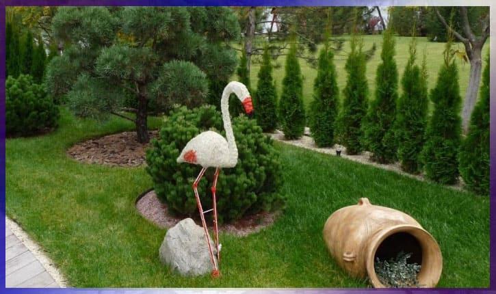 Декоративные формы для сада и дома