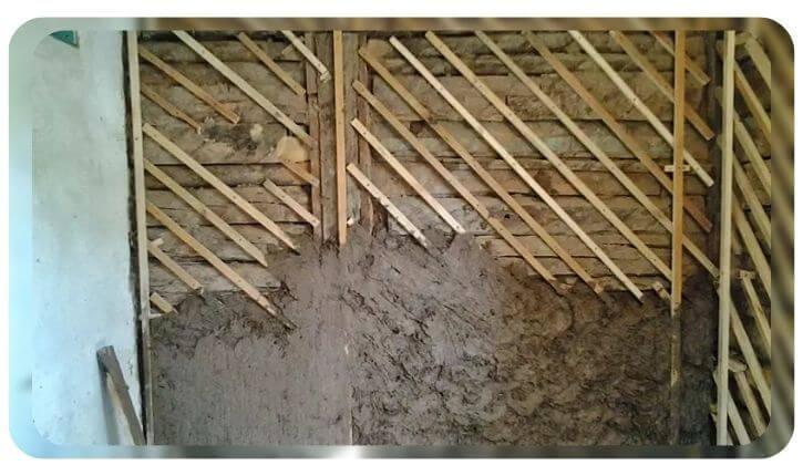 Штукатурные работы технология выполнения деревянной плоскости