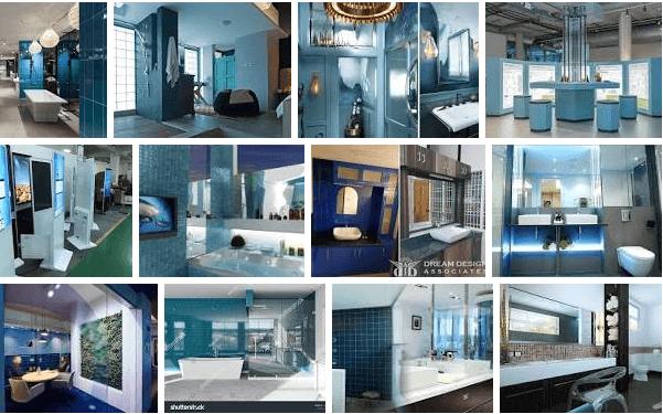 дизайн санузлов и ванных комнат в стиле взгляд в будущее