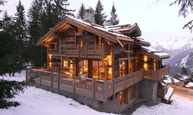 Комбинированные дома из дерева 0.jpg