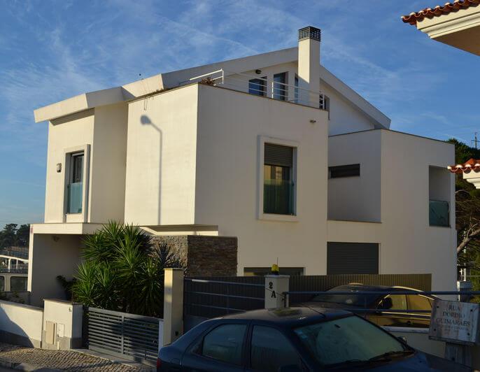 Сборный модульный дом