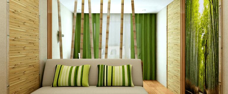 Стиль бамбуковых обои