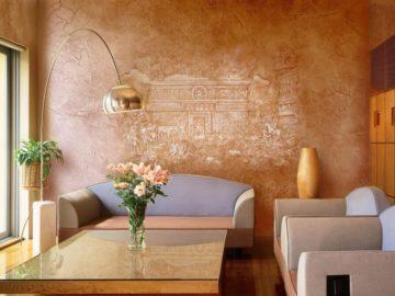 как наносить венецианскую штукатурку для стен